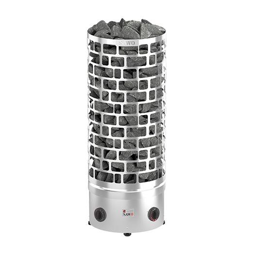 Электрическая печь для сауны Aries ARI3-60NB-P (круглая)