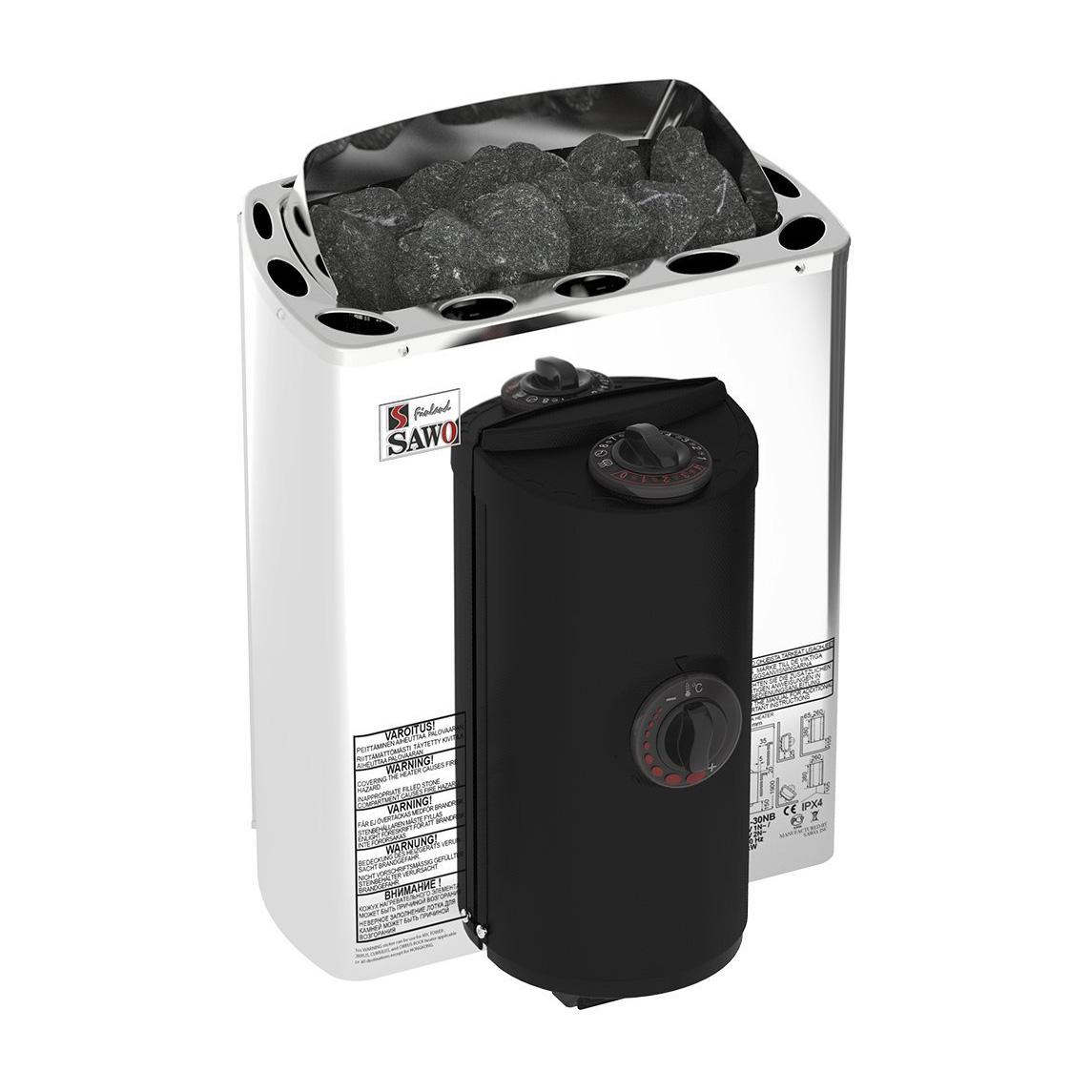 Электрическая печь для сауны Sawo Mini X MX-36NB-Z