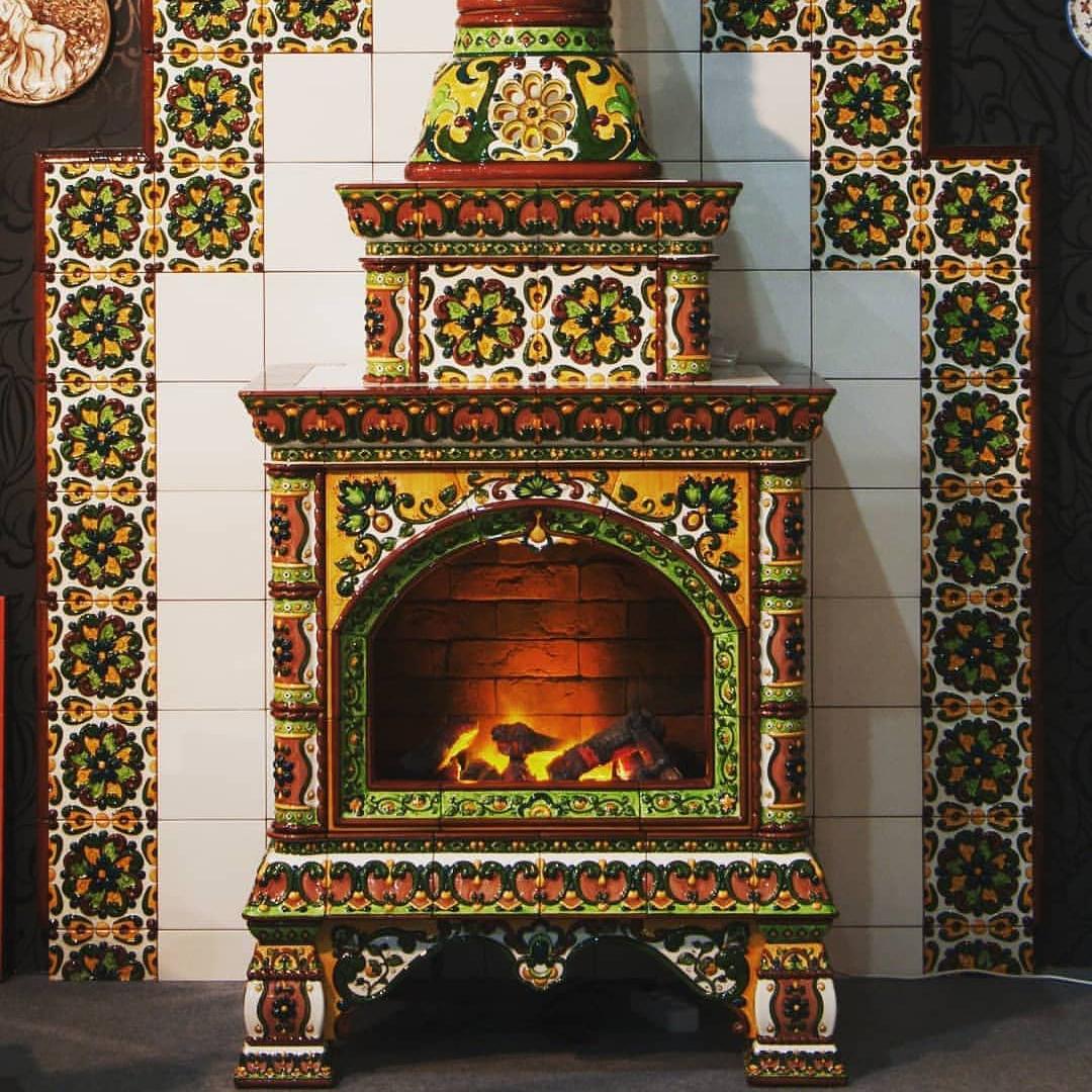 Печь - Кострома